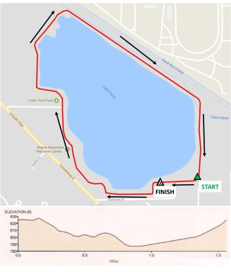 RTQ Run Route Map